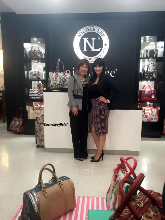 Nicole Lee en Monterrey